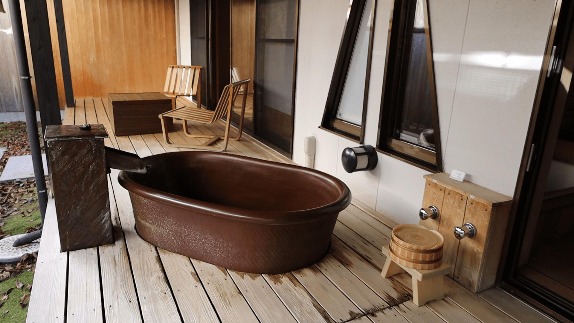 いちらく 露天風呂付客室